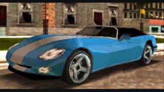 Real Cars In GTA Liberty City Stories/GTA III