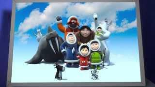 Eskimáčka - Séria 3 - 26 - Prieskumníci sa vrátili domov