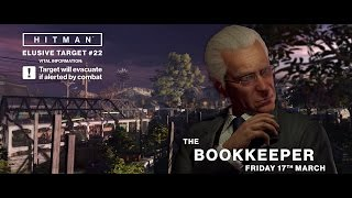 HITMAN - Huszonkettedik Elusive Target: The Bookkeeper