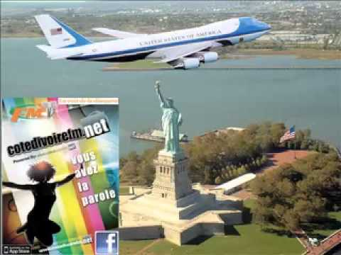 AIR FORCE ONE - ACT 4 / Cote D'Ivoire FM. (cover)