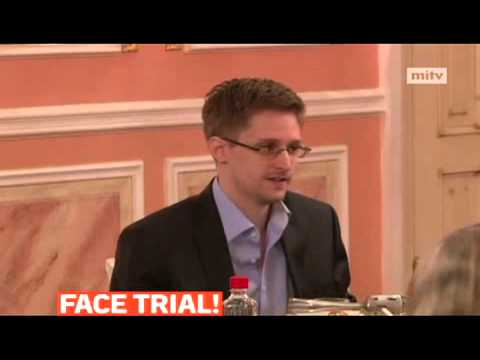 mitv - Edward Snowden to return home to face trial