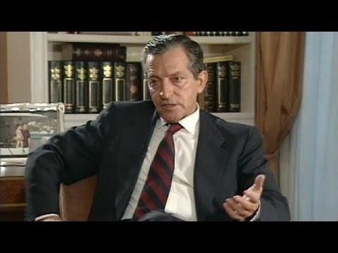 Spain's former prime minister, Adolfo Suarez dies, aged 81
