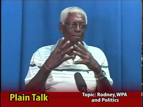 Discussion with Desmond Trotman and Tacuma Ogunseye on Rodney, WPA and Politics