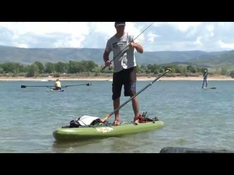 Jackson SUPerFISHal Fishing Paddle Board