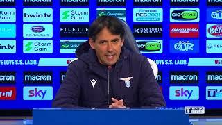 Lazio-Sampdoria | Mister Inzaghi alla vigilia della gara