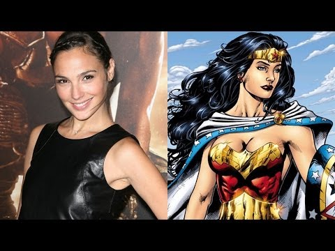 Gal Gadot Shares Wonder Woman Deal Details