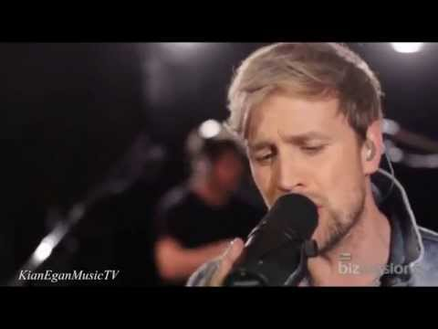 Kian Egan - Biz Session / Live Performance 'The Reason'