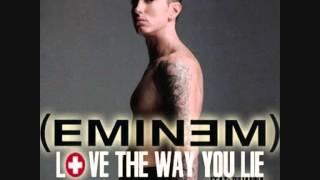 Eminem ft. Rihanna - Love The Way You Lie (Audio)