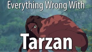 Everything Wrong With Tarzan In 12 Minutes Or Less