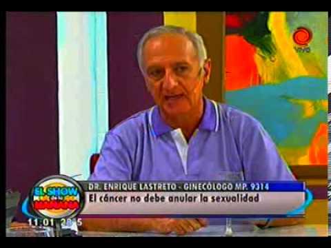 Cáncer no debe anular la sexualidad   Dr Lastreto 31122012