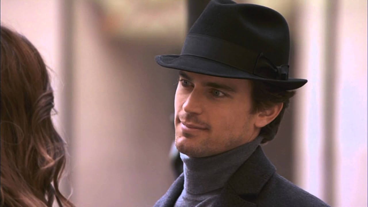 matt bomer neal caffrey you can leave your hat on