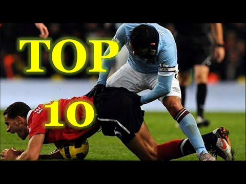 Video Hài Hước - Top 10 Pha Bóng Đá Hài Hước Khó Đỡ Nhất