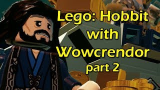 Lego: The Hobbit with Wowcrendor Part 2- Smauuuuug