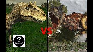 Allosaurus vs Carnotaurus, con nào sẽ thắng? || Bạn Có Biết?