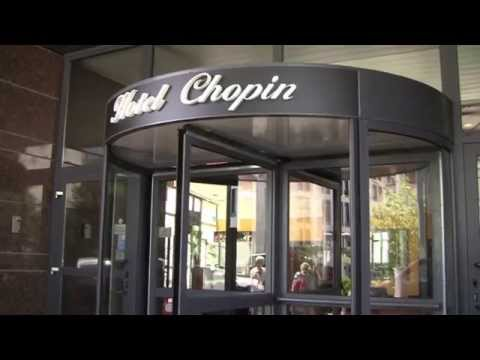 Review: Hotel Chopin, Kraków, Poland - May 2014