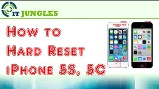 How To Hard Reset IPhone 5S (3 Different Methods)
