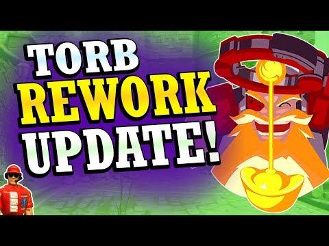 Torbjorn Turret & Ultimate Changes! - Rework Details (Overwatch News)