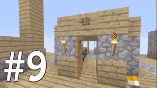 Minecraft Xbox Sky Island Challenge New House! [9