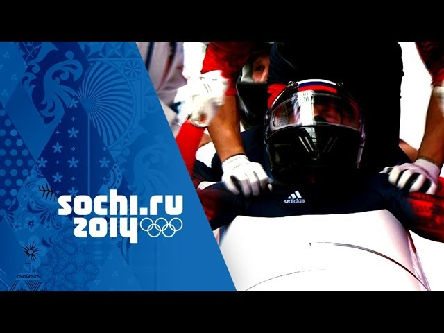 Bobsleigh Golds Inc: Voevoda & Zubkov Win Double Gold | Sochi Olympic Champions