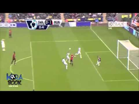 Manchester United vs Swansea 4-1 All goals and highlights