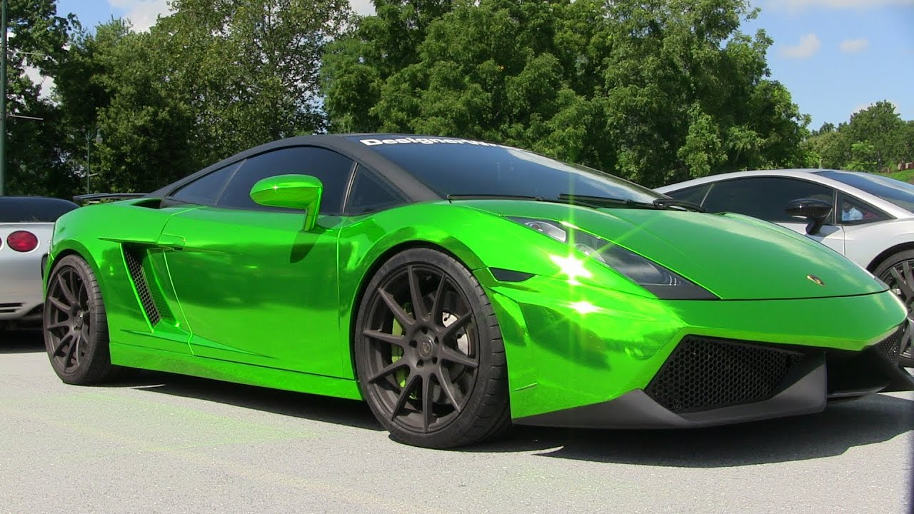 Liquid Metal Lime Green Vinyl Wrap Amazon Com Vvivid Xpo