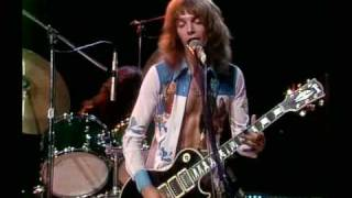 Peter Frampton Do You Feel Like We Do Midnight Special 1975 FULL