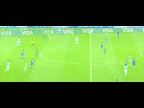 Angel Di Maria vs Bosnia | Brazil World Cup 2014 | HD 720p | Individual Highlight | amazing Run