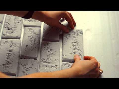 Как сделать декоративный камень из бумаги
