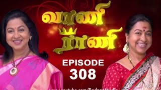 Vaani Rani Episode 308, 26/03/14