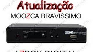 Nova Atualização Moozca Bravissimo Twin 26.10.2014