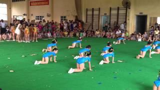 Aerobic Thieu Nhi
