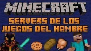Como Entrar A Los Juegos Del Hambre Minecraft 1.7.2 [No
