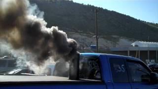Dodge Ram 24Valve Turbo Diesel Stack Exhaust Video