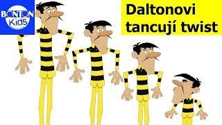 Braři Daltonovi 2 - Daltonovi tancujú twist
