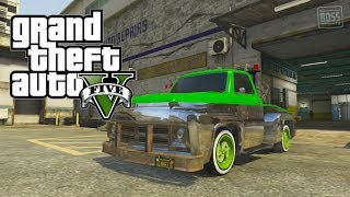 "GTA 5 Online: How To Get The Utility ""Tow Truck"" - Guide & Tutorial (GTA V)"