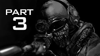Call Of Duty Ghosts Gameplay Walkthrough Part 3 Campaign