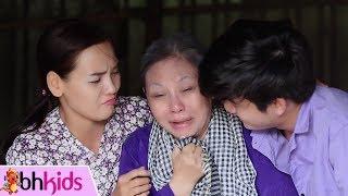 Nỗi Buồn Mẹ Tôi - Bé Tú Anh   Nhạc Thiếu Nhi 2017