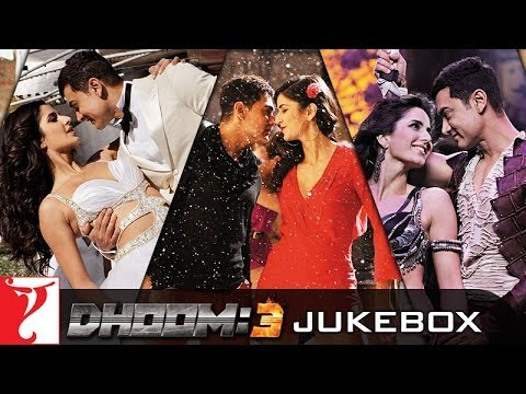 Audio Juke Box - DHOOM:3