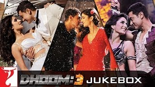 DHOOM:3 Audio Jukebox Aamir Khan Abhishek Bachchan