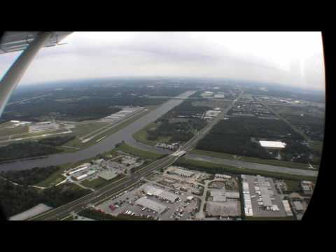 Cessna Skycatcher Flight Trial