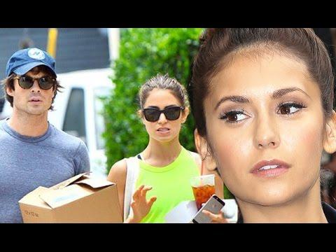 Nina Dobrev Reacts To Ian Somerhalder Dating Her Friend