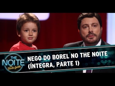 Nego do Borel no The Noite - 20/03/14 (Parte 1)