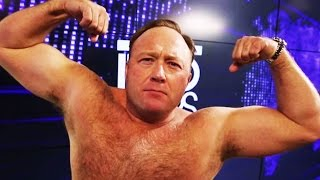 Alex Jones Claims He Slept With 150 Women (Or More) By Age 16