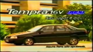 Comerciais do Fiat Tempra (Alta Qualidade)