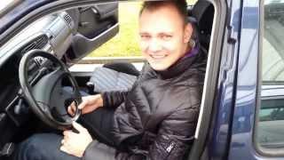 Авто-рэвю + тест драйв Volkswagen Vento
