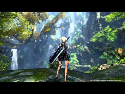 Blade & Soul Trailer 2 - Class Introduction [HD]