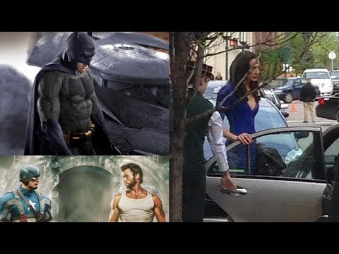 Kevin Smith Spills New Batsuit Colors! Gal Gadot Spotted on Set Again! - Junkee Quick Fix