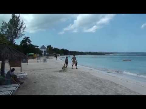 7 mile beach, Negril Jamaica