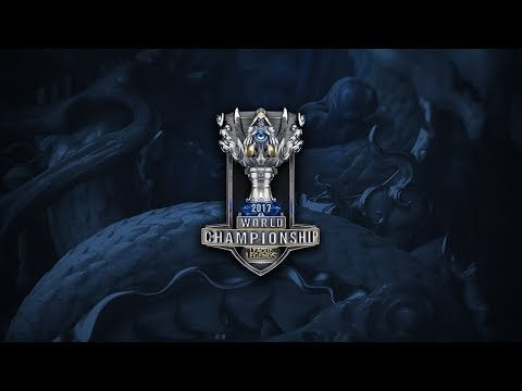 SKT vs. RNG | Semifinals Day 1 | 2017 World Championship | SK telecom T1 vs Royal Never Give Up