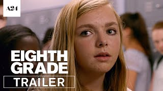 Eighth Grade | Official Trailer HD | A24